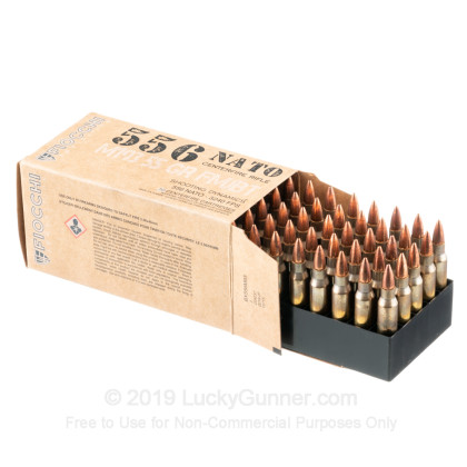 Image 3 of Fiocchi 5.56x45mm Ammo