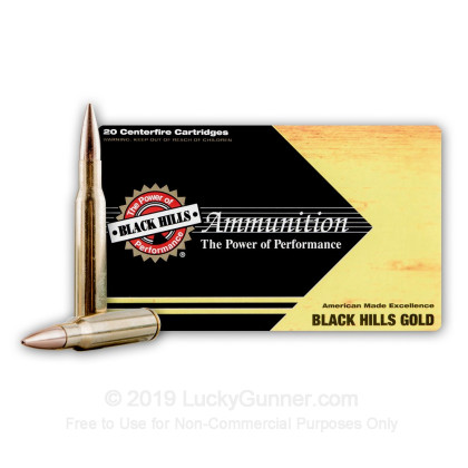 Image 2 of Black Hills Ammunition .30-06 Ammo