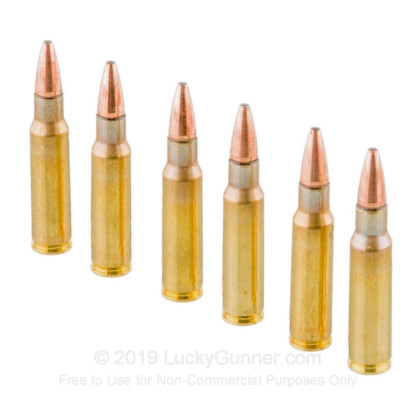 Image 4 of Federal 6.8 Remington SPC Ammo