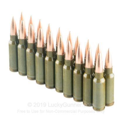 Image 4 of Wolf 6.5 Grendel Ammo
