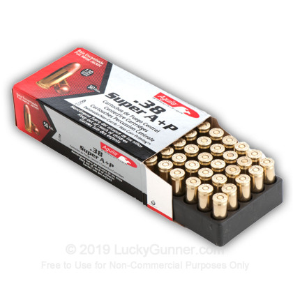 Image 6 of Aguila .38 Super Ammo