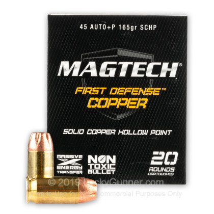 Image 2 of Magtech .45 ACP (Auto) Ammo