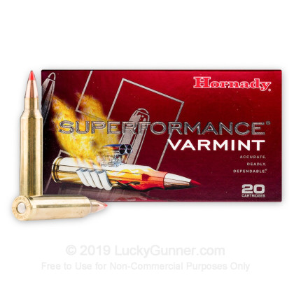Image 2 of Hornady .204 Ruger Ammo