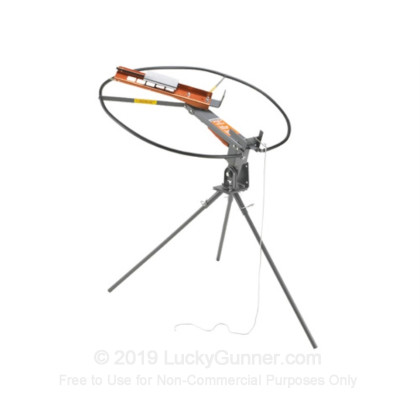 Large image of Champion SkyBird Trap Thrower w/ TriPod For Sale - Skeet Shooting Supplies In Stock