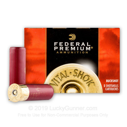 Image 2 of Federal 12 Gauge Ammo