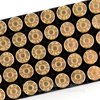 Image 10 of PMC .40 S&W (Smith & Wesson) Ammo