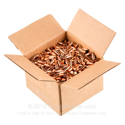 Large image of Bulk 223 Rem (.224) Ammo For Sale - 53 Grain HP Ammunition in Stock by Hornady - 1000