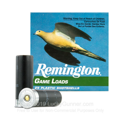 Image 2 of Remington 12 Gauge Ammo