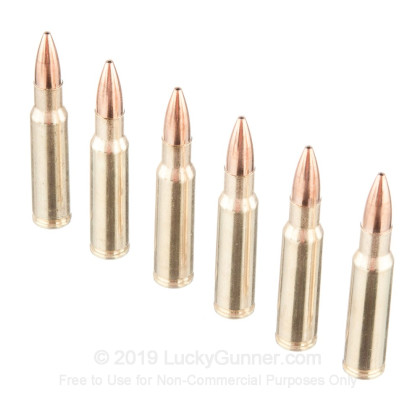 Image 4 of Corbon 6.8 Remington SPC Ammo