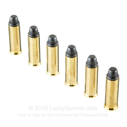 44 Magnum - 240 Grain Lead SWC Cowboy Action - Armscor USA - 400 Rounds