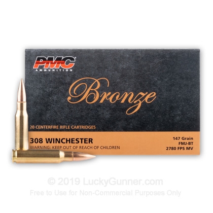 Image 2 of PMC .308 (7.62X51) Ammo