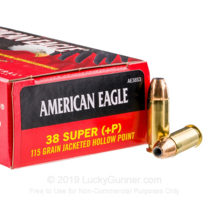 Image 2 of Federal .38 Super Ammo