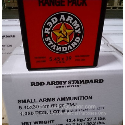 Image 2 of Red Army Standard 5.45x39 Russian Ammo