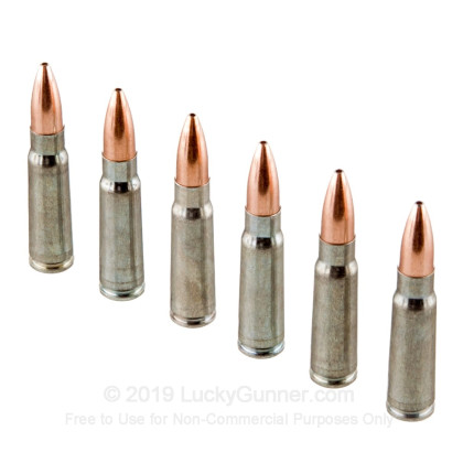 Image 4 of Silver Bear 7.62X39 Ammo