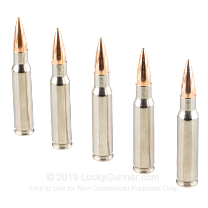 308 - 168 Grain Berger Hybrid Hunter - Federal - 20 Rounds