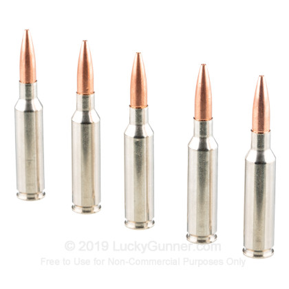 Image 4 of Federal 6.5mm Creedmoor Ammo