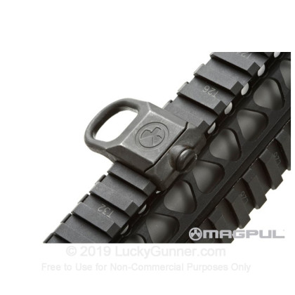 Large image of Magpul - RSA - Rail Sling Attachment Steel Picatinny Rail Mount