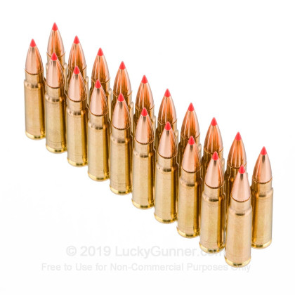 Image 4 of Hornady 7.62X39 Ammo