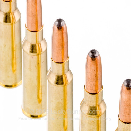 6 5mm Japanese - 156 gr SP - Norma - 20 Rounds