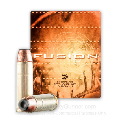 Image 2 of Federal 454 Casull Ammo