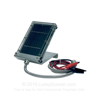 Large image of Primos 6-Volt Solar Panel - Powers Trail Cameras - 64014