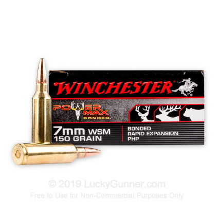 Image 1 of Winchester 7mm Winchester Short Magnum Ammo