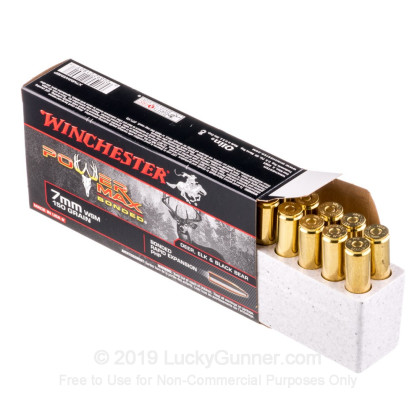 Image 3 of Winchester 7mm Winchester Short Magnum Ammo