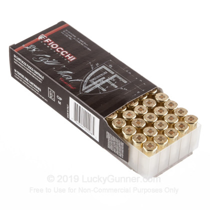 Image 3 of Fiocchi .38 Smith & Wesson Ammo