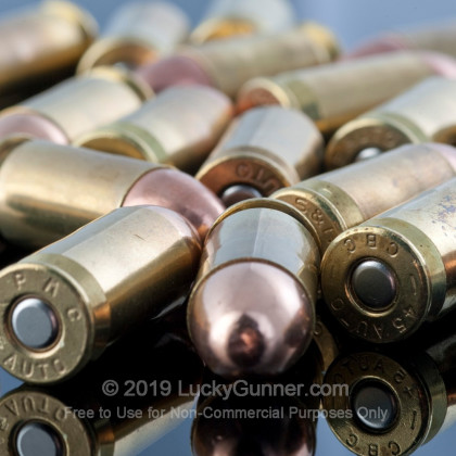 Image 5 of Military Ballistics Industries .45 ACP (Auto) Ammo