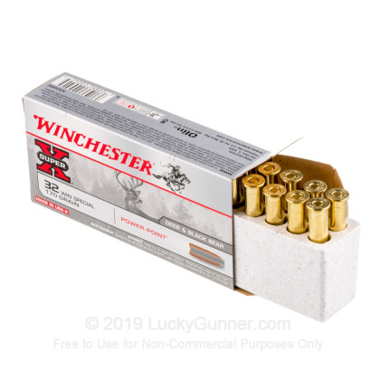 Image 3 of Winchester .32 Winchester Special Ammo