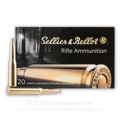 Image 2 of Sellier & Bellot 7.57 Rimmed Ammo