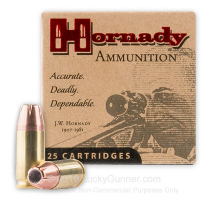 Image 2 of Hornady 9mm Luger (9x19) Ammo