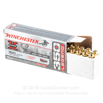 Image 3 of Winchester 350 Legend Ammo