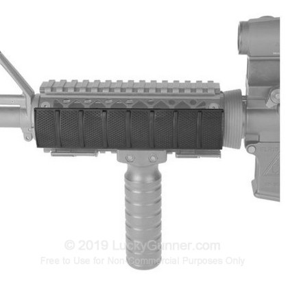 Large image of Blackhawk Picatinny Rail Cover For Sale - Blackhawk Carbine Length Picatinny Forend Rail Cover For AR-15's
