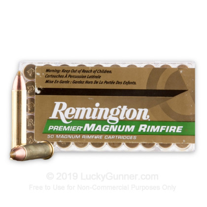 Image 2 of Remington .22 Magnum (WMR) Ammo