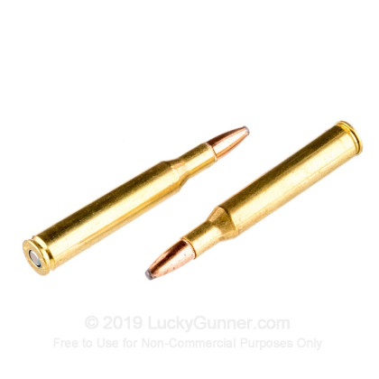 Large image of Premium 270 Ammo For Sale - 130 Grain SP Ammunition in Stock by Federal Non-Typical Whitetail - 20 Rounds