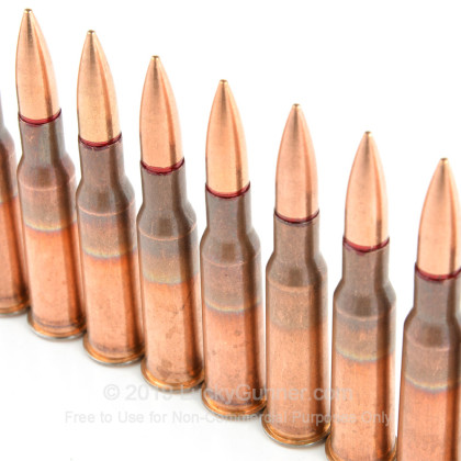 Image 6 of Military Surplus 7.62x54r Ammo