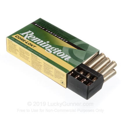Large image of 270 Ammo For Sale - 150 gr SP - Remington Core-Lokt Ammo Online