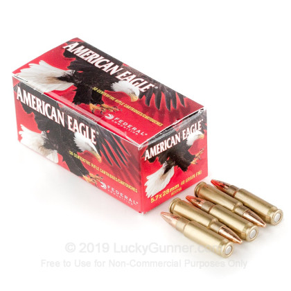 Image 3 of Federal 5.7x28mm Ammo