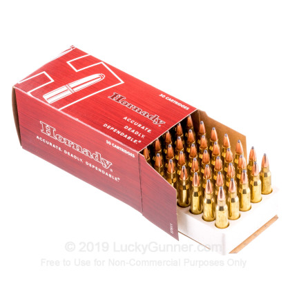 Image 3 of Hornady .223 Remington Ammo