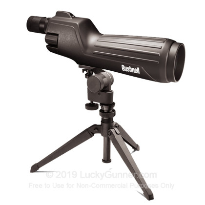 Large image of Bushnell Spacemaster Spotting Scope - 15-45x - 60mm - 781818 - Black Matte - In Stock - Luckygunner.com