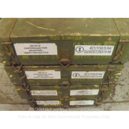 Image 3 of Yugoslavian Military Surplus 7.62X39 Ammo