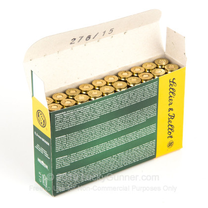Image 3 of Sellier & Bellot 7x57 Mauser Ammo