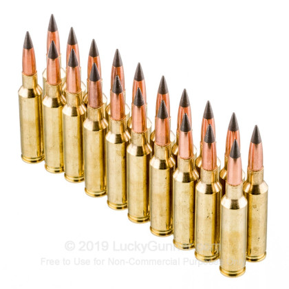 Image 4 of Winchester 6.5mm Creedmoor Ammo