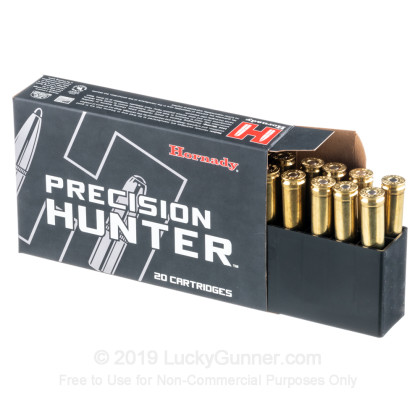 Image 3 of Hornady .257 Weatherby Magnum Ammo