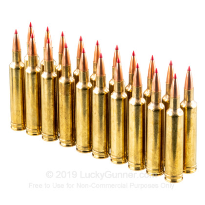 Image 4 of Hornady .257 Weatherby Magnum Ammo