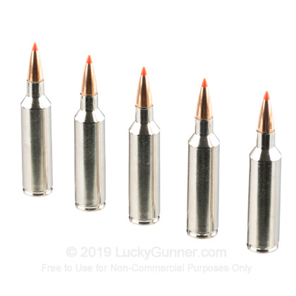 Image 4 of Hornady .270 Winchester Short Magnum Ammo