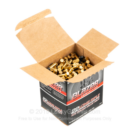 Image 3 of Blazer .22 Long Rifle (LR) Ammo