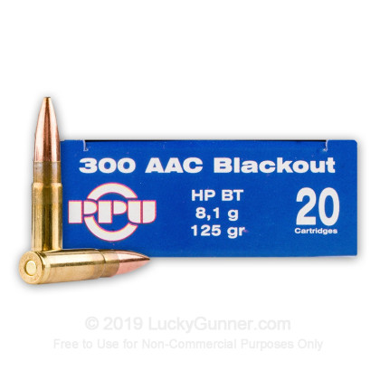 Image 1 of Prvi Partizan .300 Blackout Ammo
