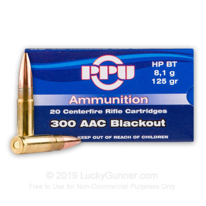 Image 2 of Prvi Partizan .300 Blackout Ammo